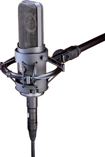 Large Diaphragm Tube Condenser Microphone, Cardioid