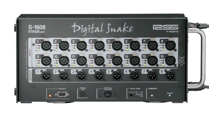 Digital Snake, Stage Unit ONLY