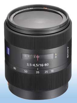 Zoom Lens, Vario Sonnar16-80mm
