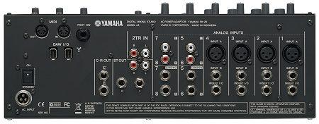 Yamaha N8  Mixer 8ch 4 Mic 2 Stereo Line Input N8