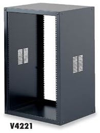 "Winsted V4221 28"" H Economy Rack Cabinet V4221"