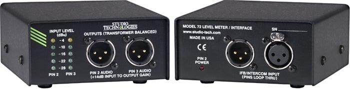 Level/Meter Interface