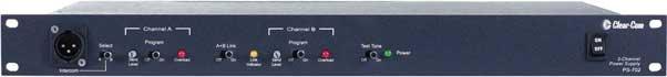 2 Channel Intercom Power Supply