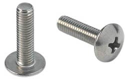 Stainless Steel Rack Screws,25