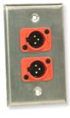 Wall Plate, Single Gang, Stainless