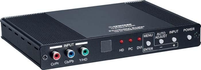 Scaler PC/Comp/DVI-Digital DVI