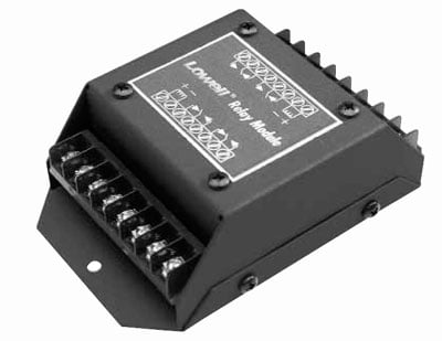 Relay 2 DPDT 5A 5L x 3.28Wy
