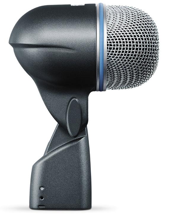 Supercadioid Dynamic Kick Drum Microphone