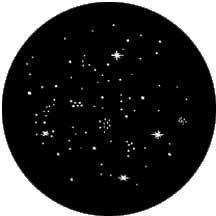 Gobo Star Cluster