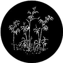 Rosco Laboratories 77781 Gobo Bamboo 77781
