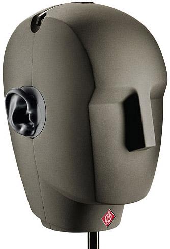 Dummy Head Binaural Stereo Microphone