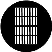 Gobo Jail Bars