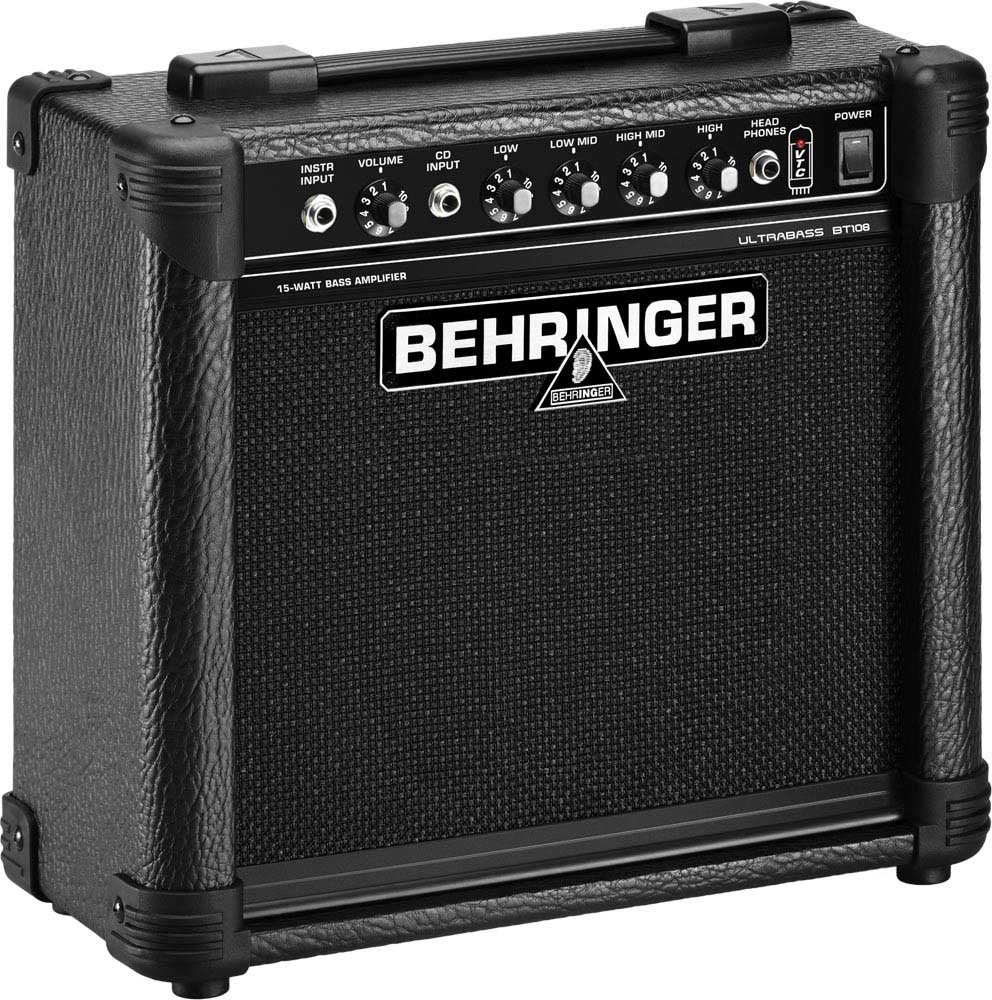 "15W 1x8"" Bass Combo Amplifier"
