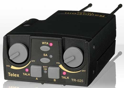 UHF Radiocom Beltpack A4F