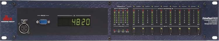 Programmable Speaker Controller, Complete Equalization and Loudspeaker Management