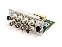 Input Module for Marshall Digital Audio Monitors, 4 Unbalanced AES/EBU Inputs