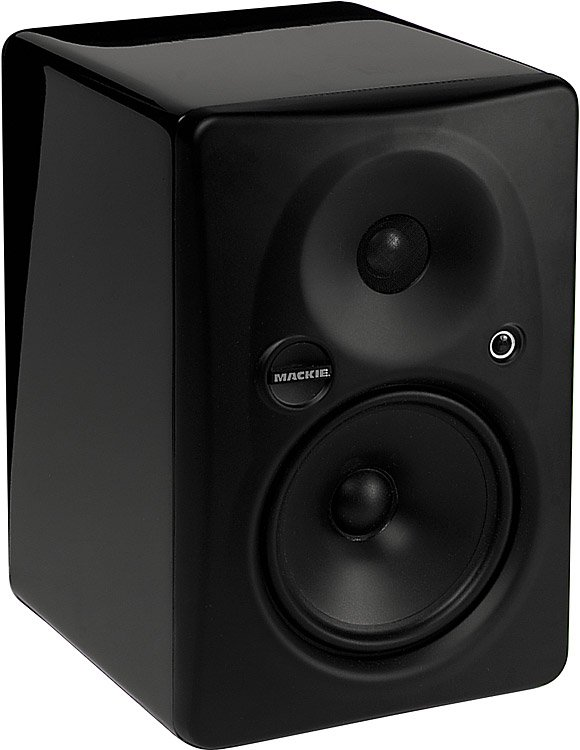 "Mackie HR624 MK2 6"" Active 2-Way Monitor Speaker HR624-MKII"