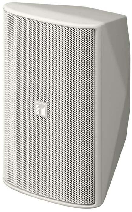 """Speaker, 4"""" 2 Way, 70V/15Watt, White"""