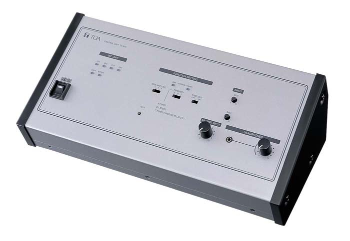 TOA TS800UL System Controller forTS801/802 TS800UL