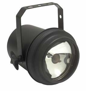 Par 36 Pin Spot with 6V 30W 4515 Lamp & Screw-on Cap