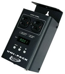 1-Channel DMX Dimmer Pack