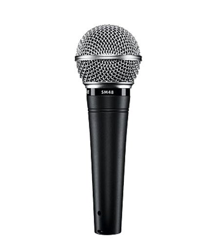 Dynamic Cardioid Microphone with Switch