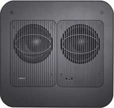 """Dual 12"""" Active DSP Subwoofer (with Digital & Analog I/O)"""