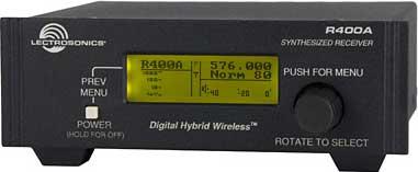 Digital Hybrid Wireless Diversity Receiver