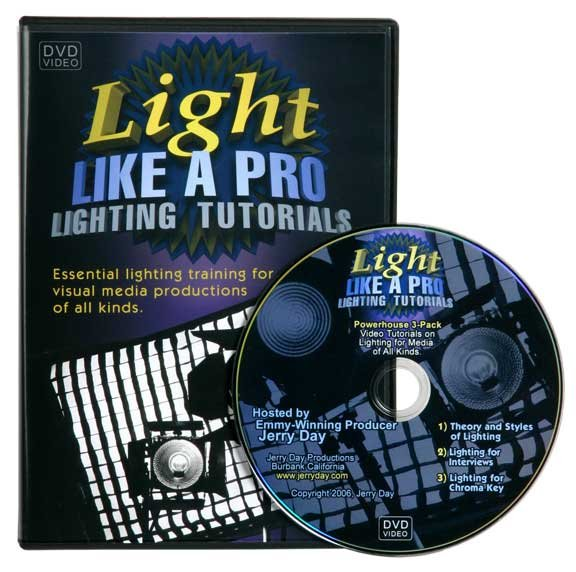 Lighting Tutorial DVD