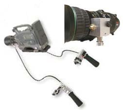 Varizoom VZ-SPRO-F Focus/Zoom Control Kit Fujinon VZ-SPRO-F