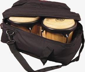 """10""""x18""""x10"""" Bongo / Double Bass Drum Pedal Bag"""