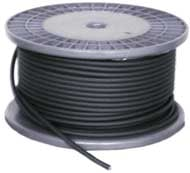 Bulk Mic Wire ,24AWG, 2 Conductors & Shield 500ft