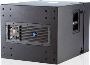 """18"""" Powered Flying Subwoofer"""