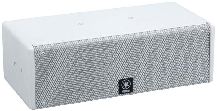 "5"" Two-Way Full Range Speaker in White"