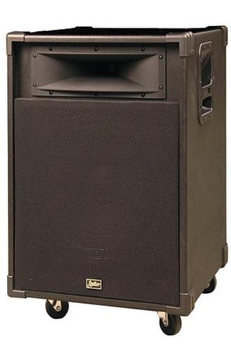 Leslie Speaker in Black