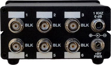 Blackburst/Audio Tone Generator