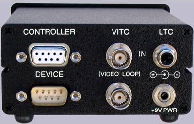 VITC/LTC Reader/RS-422 Inserter