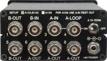 Horita VDA50 Rackmount 1x4 or 1x8 Video Distribution Amplifier VDA50-RACKMOUNT