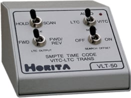 Horita VLT50  VITC to LTC Translator  VLT50