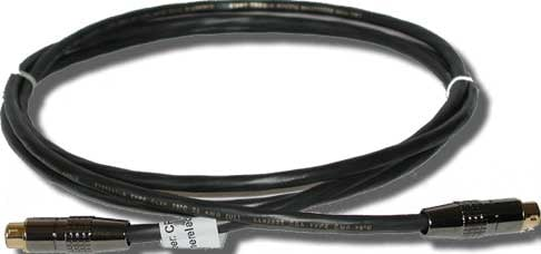 S-Video Male to Male Cable, 15 ft.