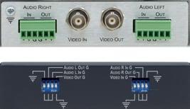 Kramer TR3 Video/Balanced Stereo Isolation Transformer TR3-KRAMER