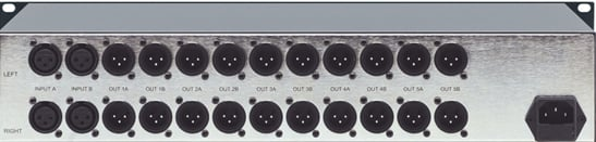 Kramer VM1120  1:20 Balanced Mono Audio Distributor VM1120