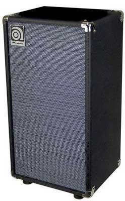 "Bass Speaker Cabinet, Micro 2x10"", 200W @ 8 ohms"