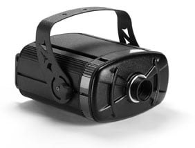 X-Effects Projector, DMX Controlled, Black Case