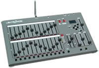 24 Channel Lighting Console With Wireless DMX Output