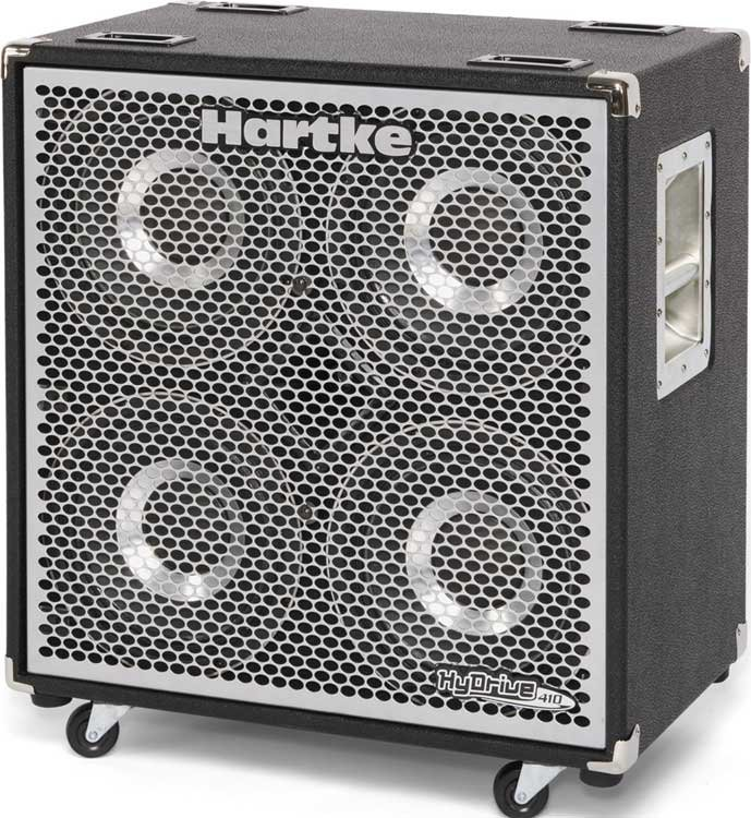 "Bass Guitar Cabinet, 4x10"", 1,000W @ 8 ohms"