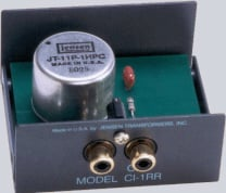 Single Channel Audio Input Isolator