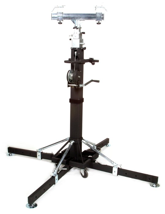 Extra Heavy-Duty Tower Lifter with Outriggers