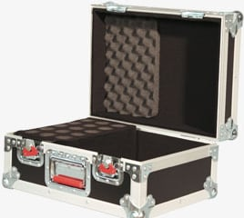 ATA Tour-Style Drop Microphone Case (for up to 15 Mics)