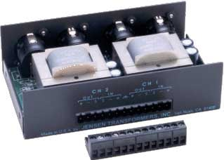 Stereo (2-Channel) Output Isolator (1:1 Output Ratio)